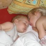 gemeinsam schlafen