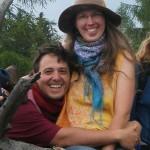 Karin mit ihrem Mann Günter