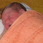 Elias Geburtsgeschichte